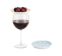 Load image into Gallery viewer, Wine Appetizer Plate (Multiple Styles)