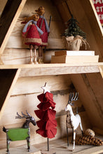 Load image into Gallery viewer, Recycled Wooden Stackable Christmas Tree Shelf