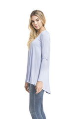 Lslv Swing Top | Ash Blue