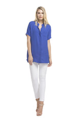 Sslv Pocket Blouse | Royal
