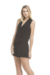 Bella Romper | Black