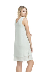 Chloe Dress | Mint Green