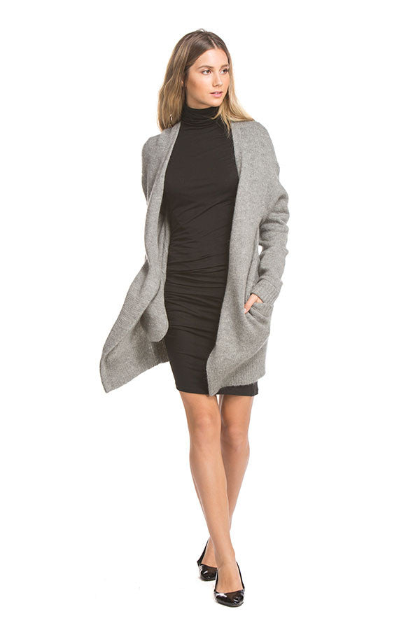 Steph Cardigan | Grey