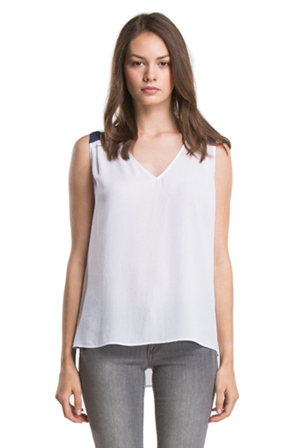 Gabi Top | White