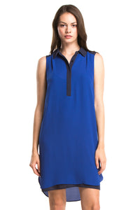 Cammy Dress | Electric Blue
