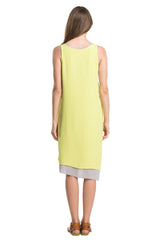 Britt Dress | Lemon