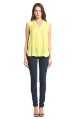 Gemma Top | Lemon