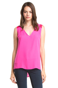 Gabi Top | Fuschia