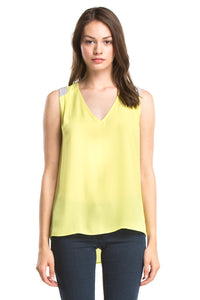 Gabi Top | Lemon