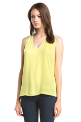 Gabi Top | Lime