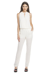 Signature Jumpsuit | Ivory