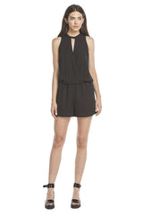 Signature Romper | Black