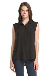 Cara Shirt | Black