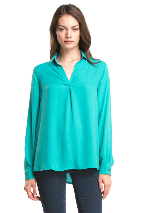 Finley Top | Jade