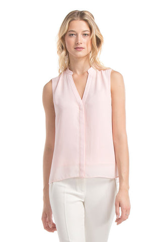 Sia S/L Shirt | Ice Pink