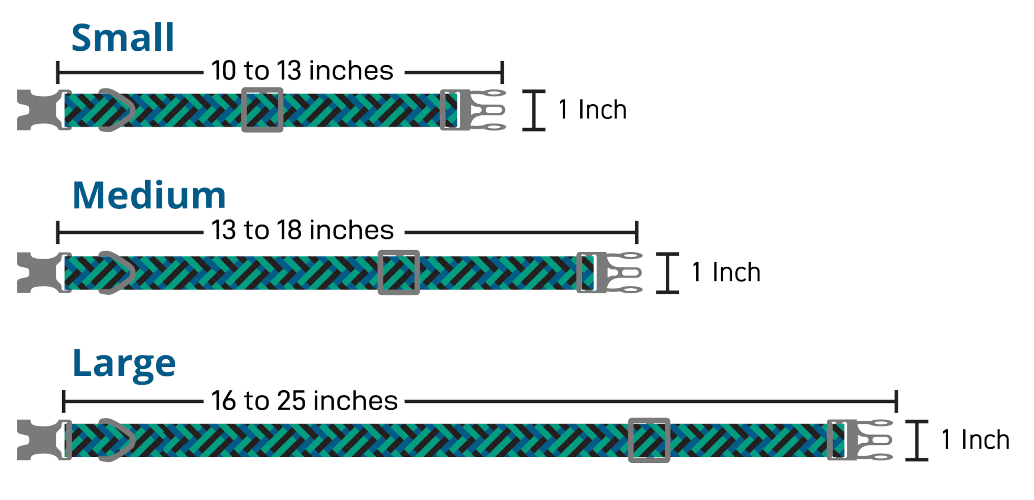 Collar Sizing Guide