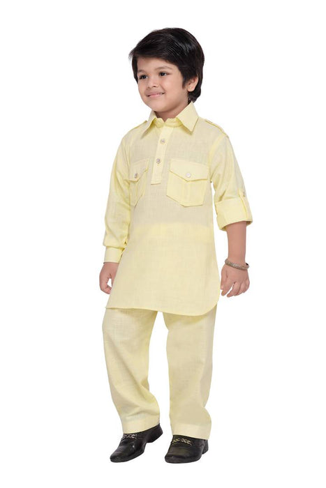 Ethnic Wear Pathani Suit for Kids
