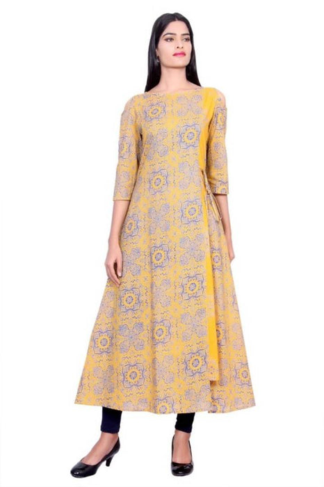 Women's Trendy Cotton Kurta