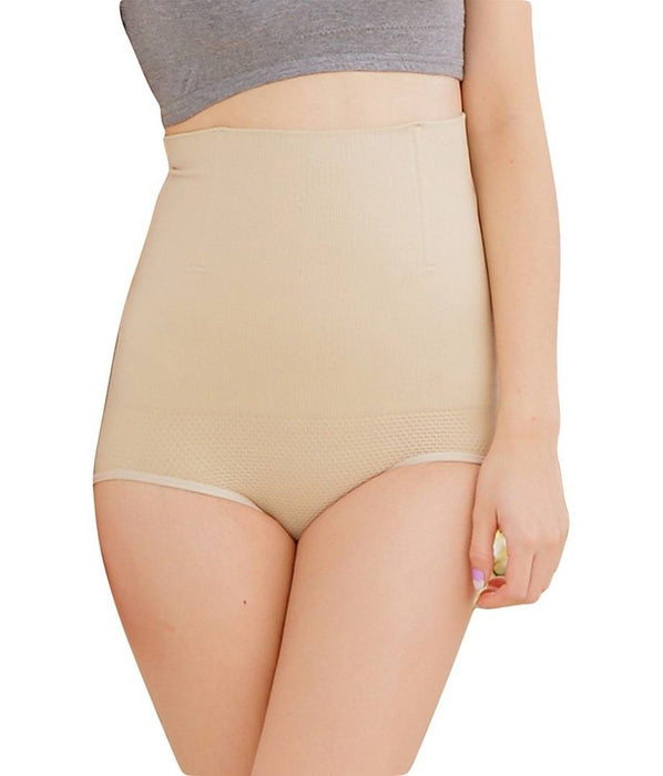 Trendy Solid Tummy Tucker Panty Shapewear