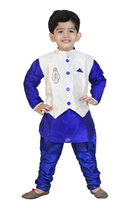 Generation Next Multicolour Ethnic Wear for Boys