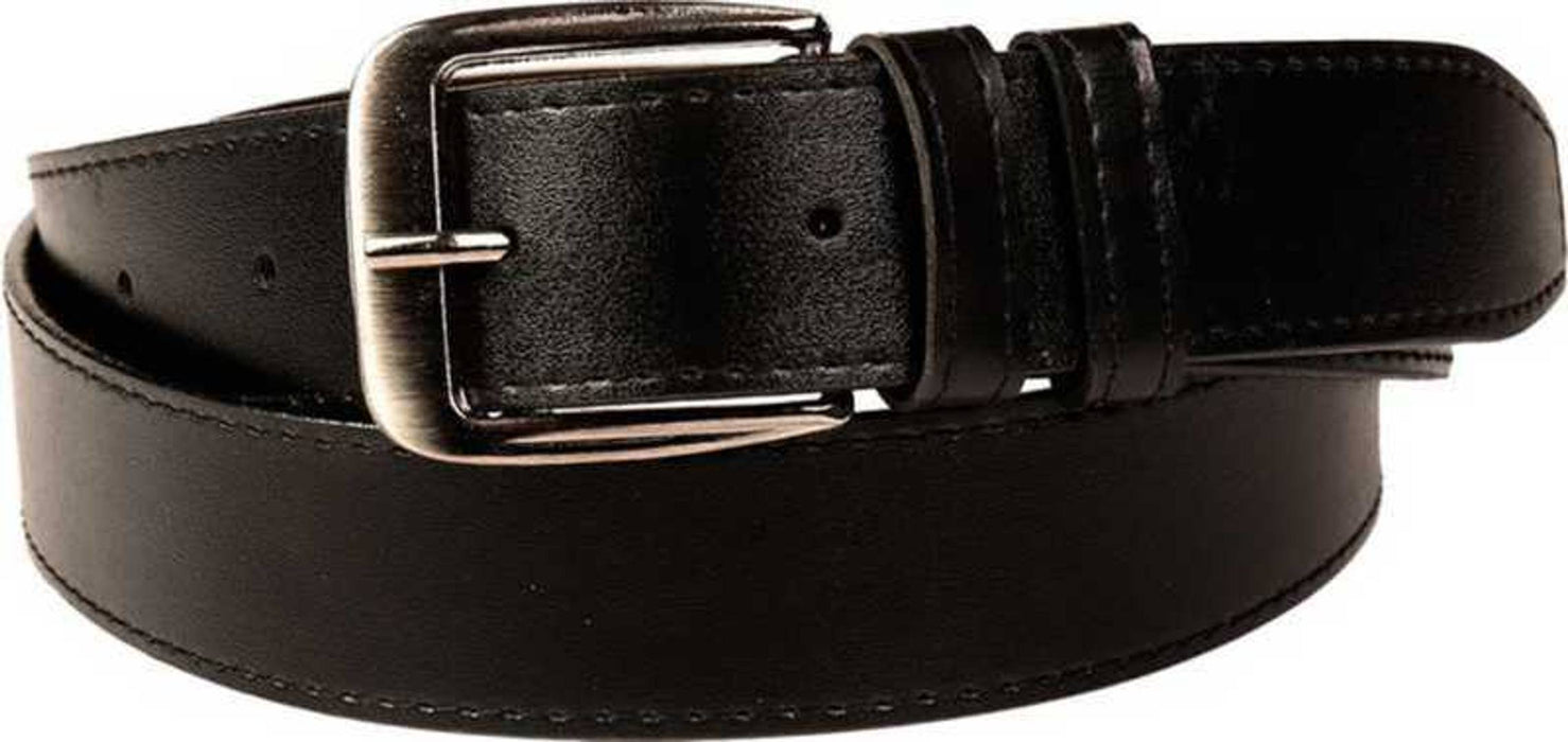 Combo of 2 Artificial Leather Formal Belts For Men's