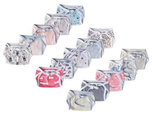 Pack Of 15 Baby Langot or Nappys