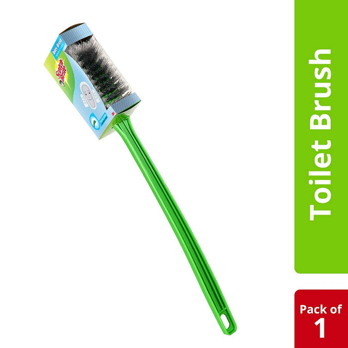 Scotch-Brite Toilet Brush - Double Sided - 3M