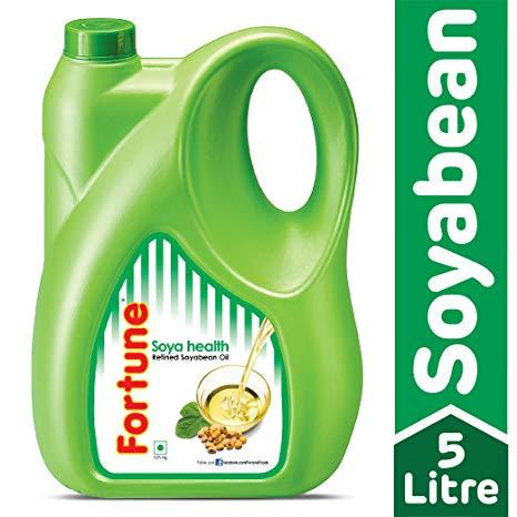 Fortune Refined Oil - Soya Bean - 5L