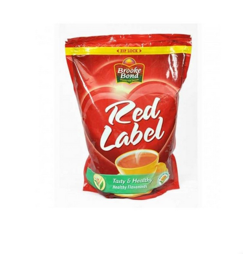 Brooke Bond Red Label Tea (Zip Lock) - 1 kg