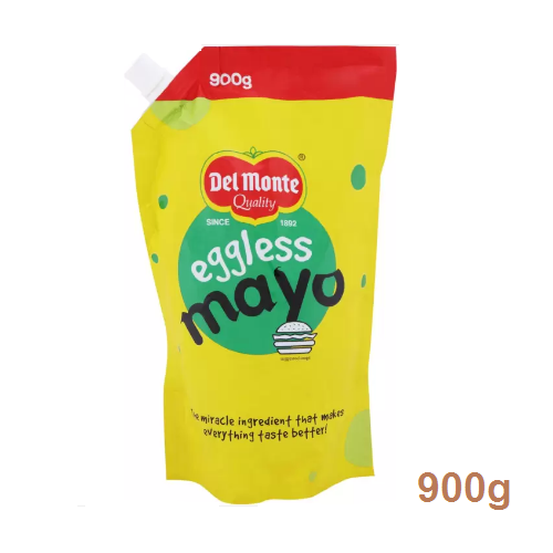Del Monte Mayonnaise - Eggless Spout - 900 g