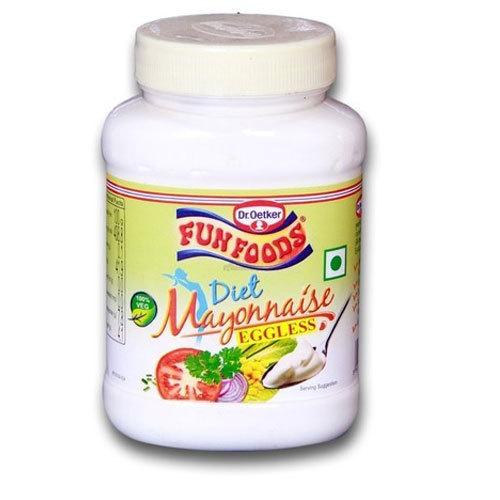 Fun Foods Diet Eggless Mayonnaise - 275g