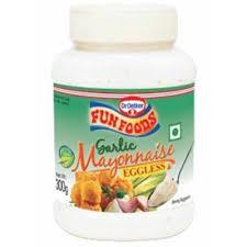 Fun Foods Eggless Garlic Mayonnaise - 275g