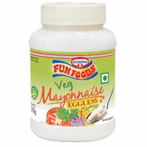 Fun Foods Eggless Mayonnaise - 275g