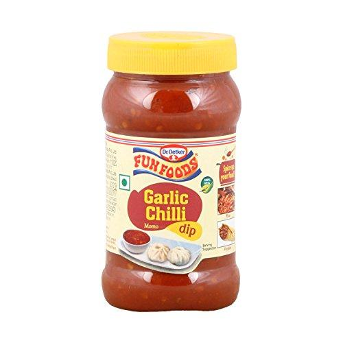 Fun Foods Garlic Chilli Dip - 250 g