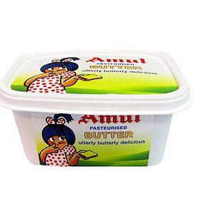 Amul Pasteurized Butter - 200g
