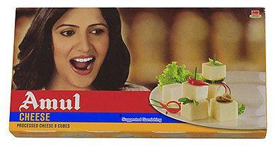 Amul Cheese Cubes - 8 Cubes - 200g