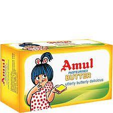 Amul Butter, 500 grams pack