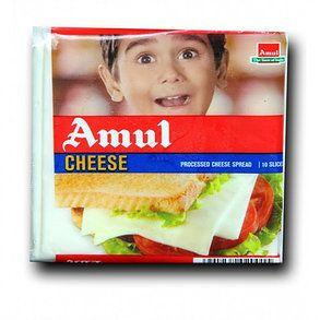 Amul Cheese Slices - 200g