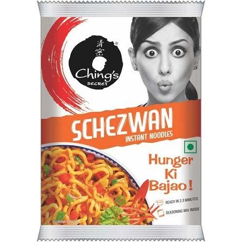 Chings Instant Noodles - Schezwan - 60 g