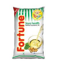 Fortune Soya Health Oil - 1L (Pouch)