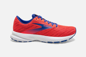 Launch 7 Coral/Claret/Blue