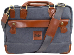 Florsheim Laptop Briefcase Santino - Grey