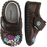 PediPed Originals Olivia Brown Shimmer
