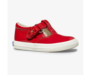 Daphne Red Patent