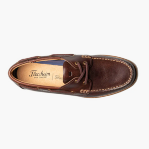 Atlantic Moc Toe Boat Shoe