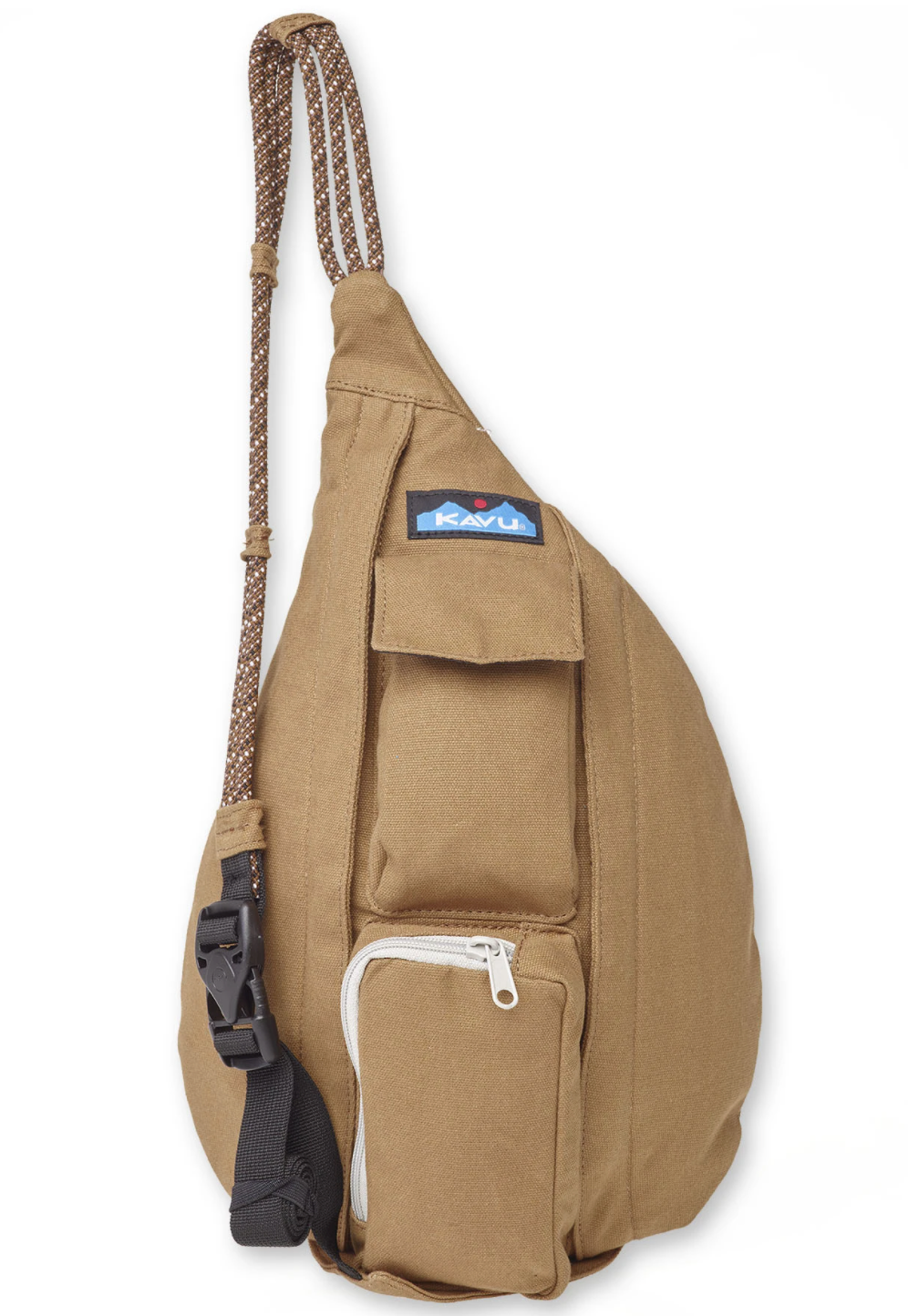 Mini Rope Bag-Heritage Khaki