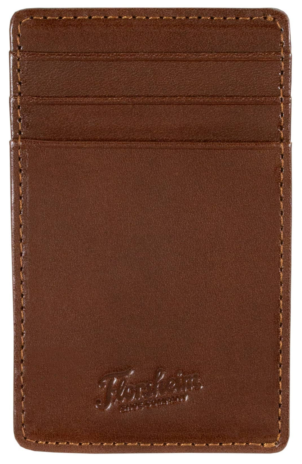 Cleveland Money Clip - Brown