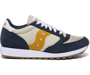 Saucony JAZZ ORIGINAL Vintage- Denim/Tap/Curry