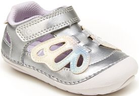 stride rite soft motion posie-silver
