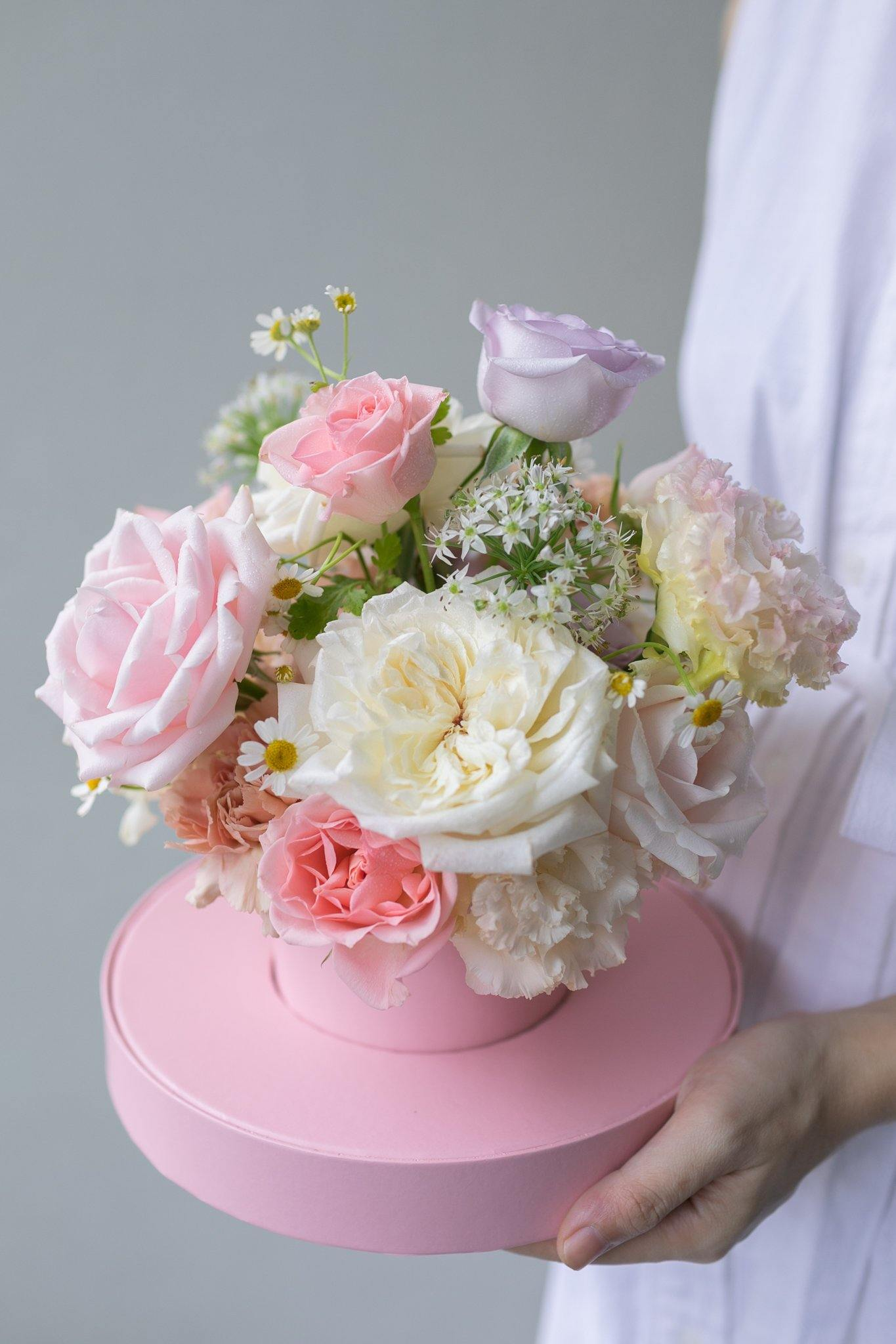 Let Them Eat Cake - Hwa Floral